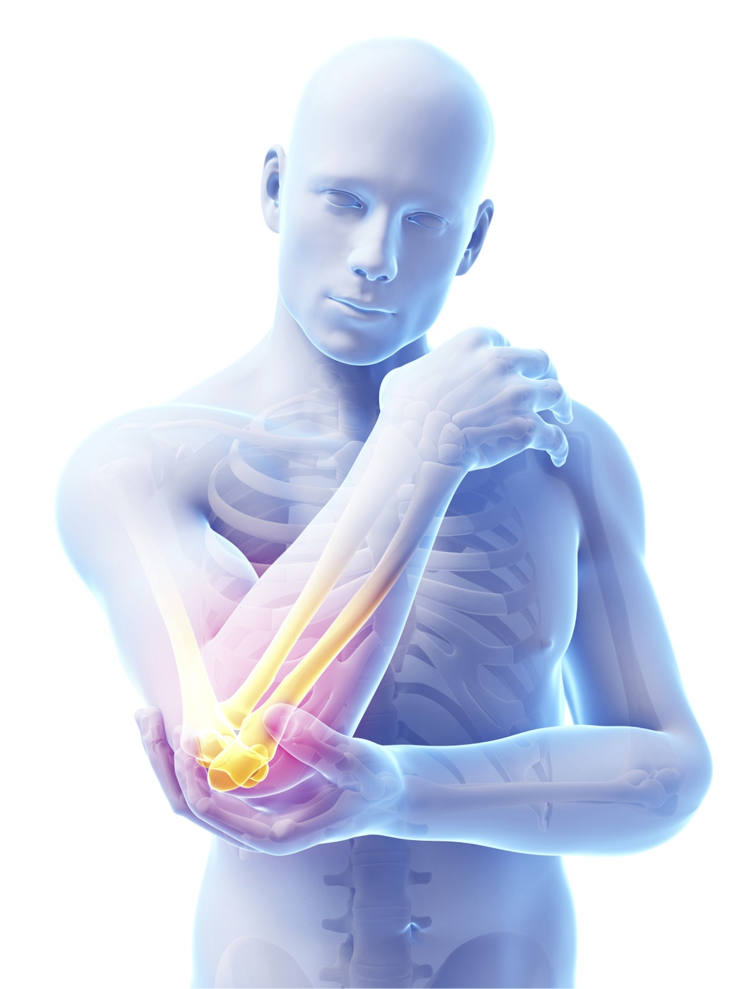 painful elbow joint