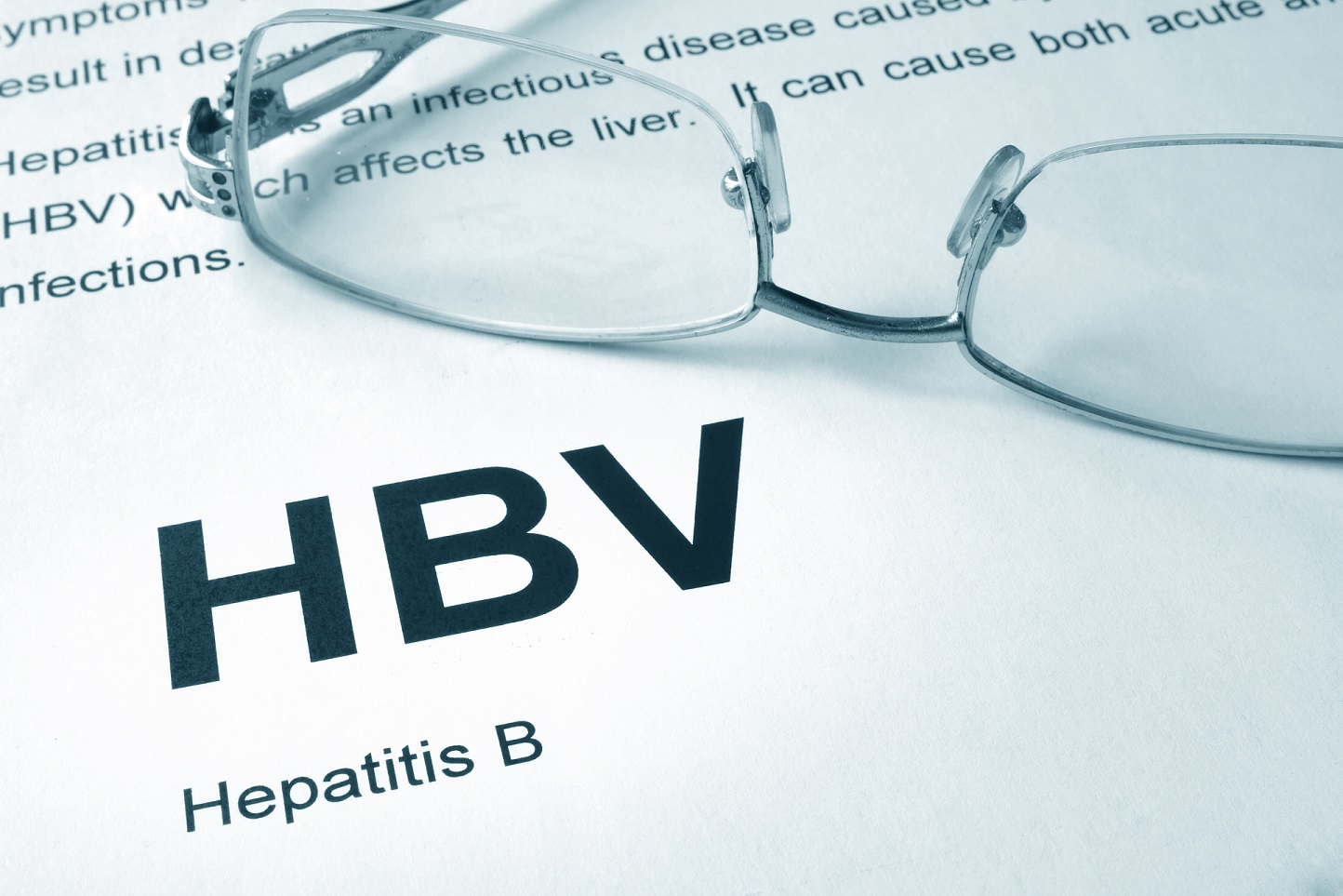 hepatitis B text