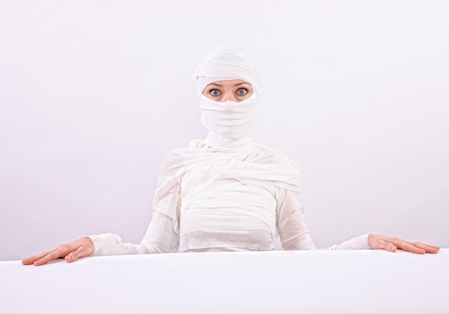 mummy woman